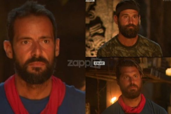 Survivor: Υποψήφιοι προς αποχώρηση Χάρος, Παπαργυρόπουλος, Μουρούτσος! (video)