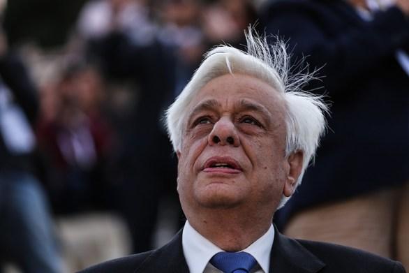 """Προκόπης Παυλόπουλος: """"Αειθαλές σύμβολο καρτερίας, απαντοχής και ελπίδας"""""""