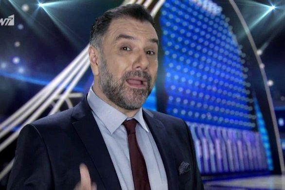 """Γρηγόρης Αρναούτογλου: """"Δεν θα παρουσίαζα το Game of Love"""" (video)"""