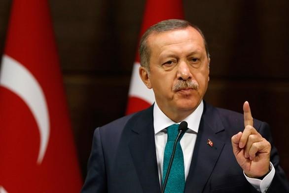 Μεγαλύτερο έλεγχο στην οικονομία απαιτεί ο Ερντογάν