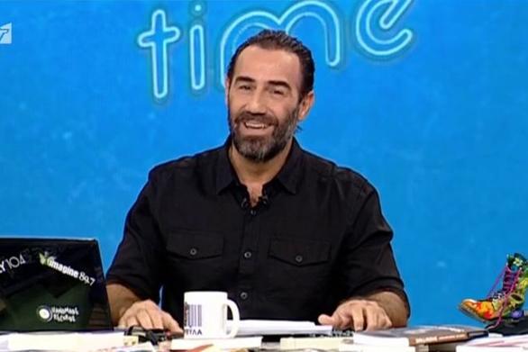 """Αντώνης Κανάκης: """"Με το Game of Love σηκώνεις τα χέρια ψηλά"""" (video)"""