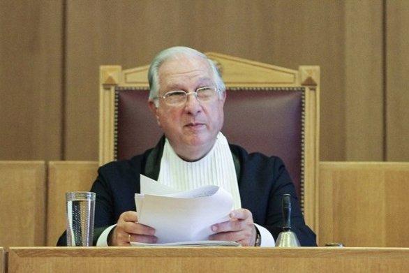 Παραιτήθηκε ο πρόεδρος του Συμβουλίου της Επικρατείας