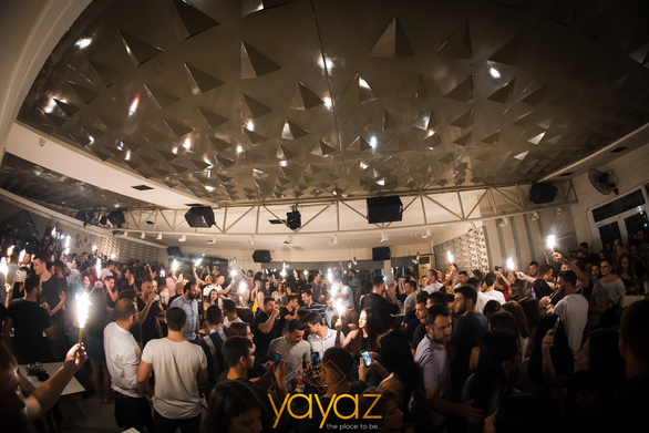 Afternoon Events at Yayaz The Place To Be 13-05-18