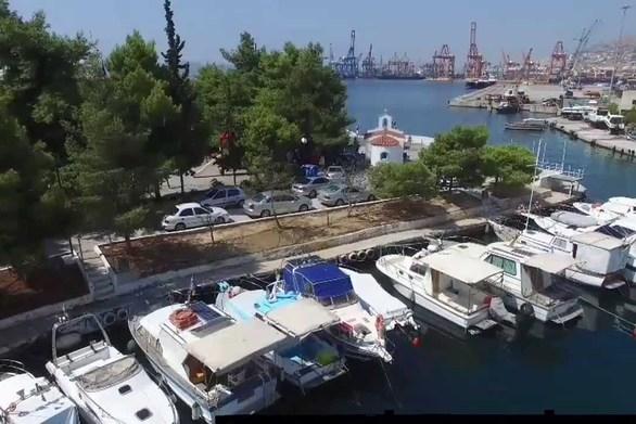 Δόθηκαν σε Δήμους του Πειραιά χώροι του ΟΛΠΑ Α.Ε.