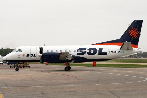 Σαν σήμερα 18 Μαΐου πτήση της Sol Líneas Aéreas συντρίβεται στη νότια Αργεντινή