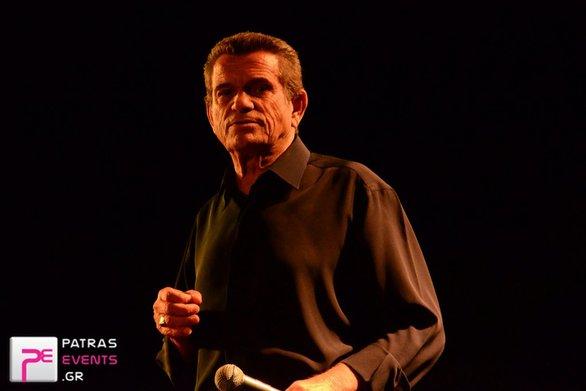 """Ο Γιώργος Μαργαρίτης στην Πάτρα, σε μια συναυλία με """"μήνυμα"""" κατά της ανεργίας!"""