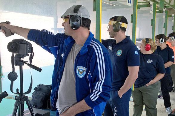 Πρωτάθλημα Σκοποβολής Ενόπλων Δυνάμεων και Σωμάτων Ασφαλείας