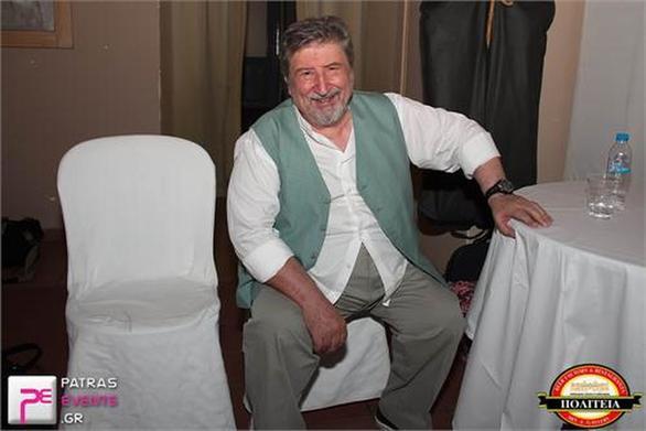 R.I.P. και στην Πάτρα για τον Χάρρυ Κλυνν, τον γελωτοποιό της Ρωμιοσύνης! (pics)