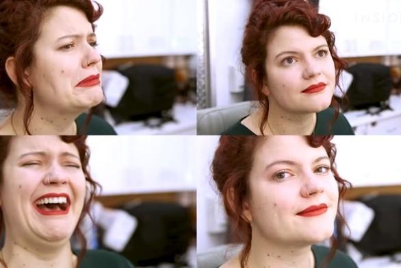 Δείτε πως οι ηθοποιοί καταφέρνουν να κλάψουν σε ταινίες και σειρές (video)