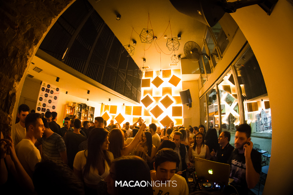 Greek Night at Macao Rf Street 21-05-18