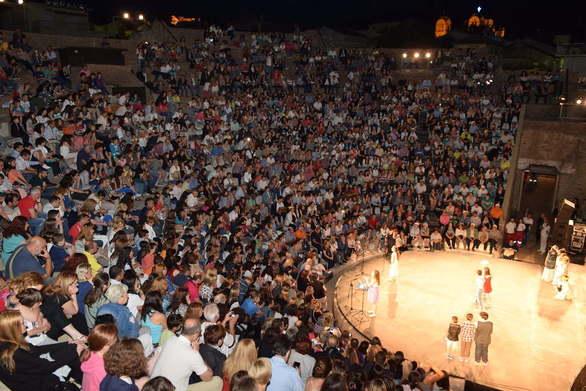 Πάτρα: Πιο θέατρο από ποτέ στις φετινές εκδηλώσεις του Διεθνούς Φεστιβάλ!