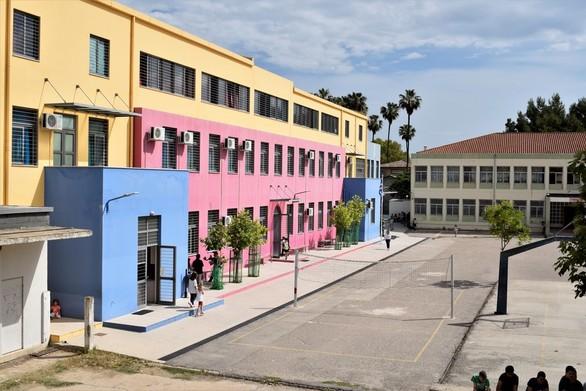"""""""Πυρετός"""" εργασιών στα σχολικά συγκροτήματα της Πάτρας - Ο δήμος τους αλλάζει εικόνα (pics)"""