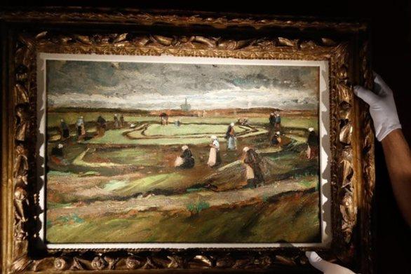 Βαν Γκογκ: Πάνω από 7 εκατ. ευρώ πωλήθηκε ένα από τα πρώτα έργα του