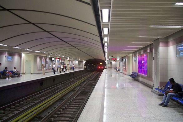 Νέος σταθμός του Μετρό στη Γεωπονική Σχολή