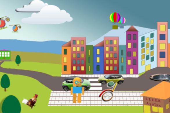 Σχολείο της Πάτρας διακρίθηκε στον 4ο Πανελλήνιο Διαγωνισμό παιχνιδιού στο Scratch!