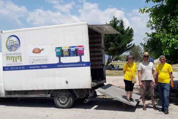 ΟΙΚΙΠΑ: Επιτυχημένη η ανακύκλωση ηλεκτρικών συσκευών