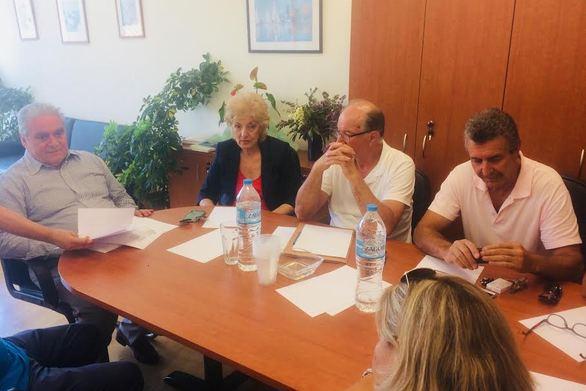 Σ. Αναγνωστοπούλου: Συνάντηση για τον ΧΥΤΑ Αιγείρας