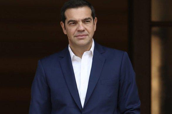 Την Παρασκευή ο Αλέξης Τσίπρας ενημερώνει τη Βουλή για το Σκοπιανό