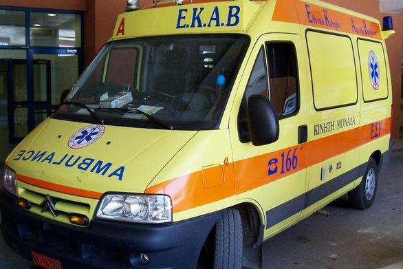 Πάτρα: Γυναίκα λιποθύμησε στην πλατεία Γεωργίου