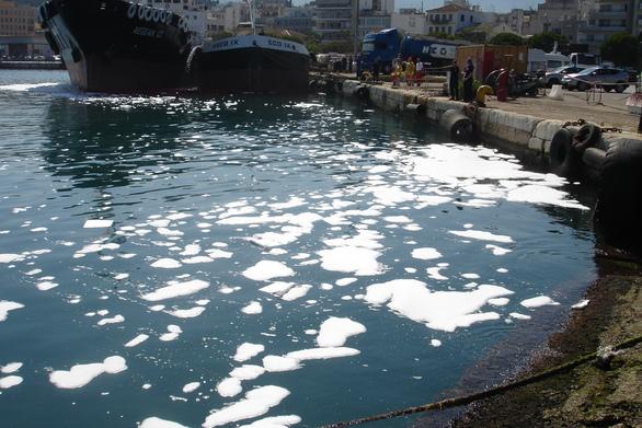 Πάτρα: Άσκηση καταπολέμησης της ρύπανσης έλαβε χώρα στο λιμάνι