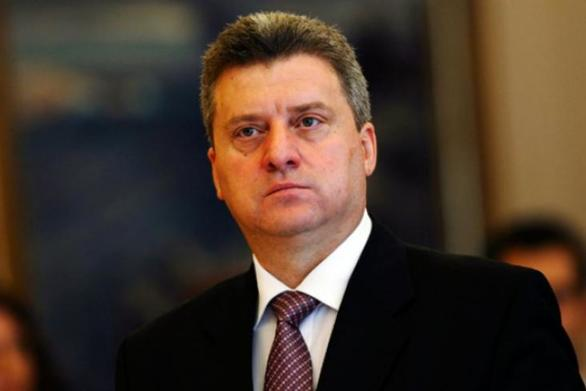 """Διάγγελμα Ιβάνοφ: """"Δεν θα υπογράψω αυτό το ταπεινωτικό κείμενο για τα Σκόπια"""" (video)"""