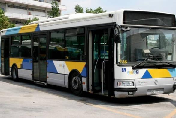 Πυροβολισμούς από αεροβόλο όπλο δέχθηκε λεωφορείο