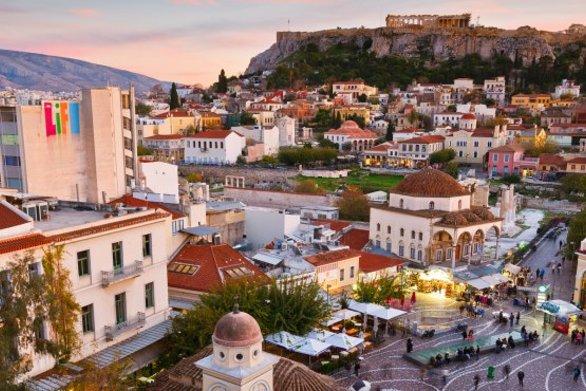 4 στους 10 επισκέπτες της Αθήνας έρχονται για City Break