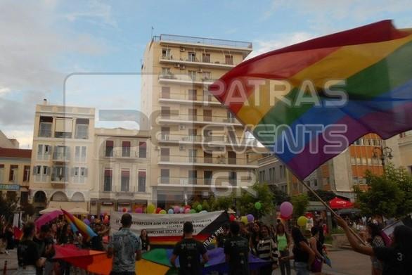 Η μεγάλη πορεία του 3ου Patras Pride απλώθηκε στο πέλαγος της αγάπης! (pics)