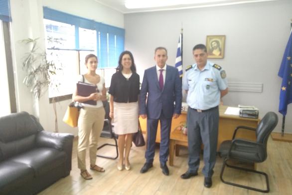 Πάτρα: O πρόεδρος του Δικηγορικού Συλλόγου στη Διεύθυνση Αστυνομίας Αχαΐας