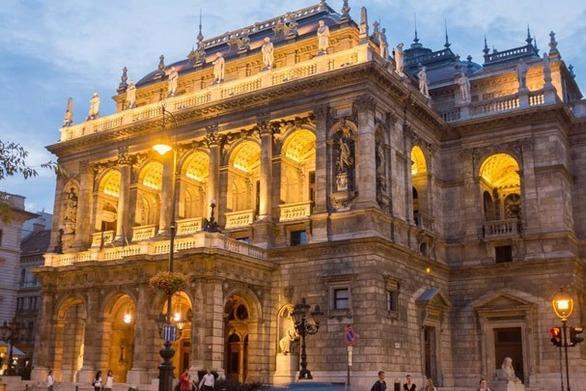 Η Όπερα της Ουγγαρίας ματαίωσε 15 παραστάσεις