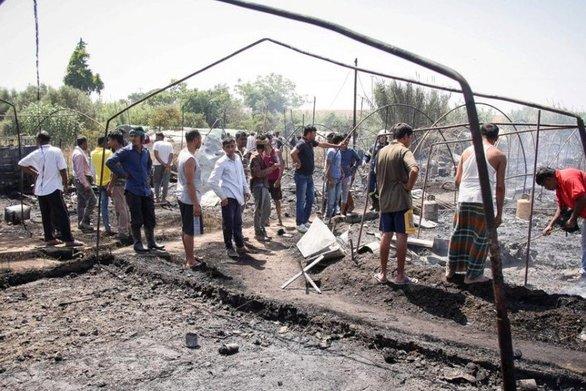 """Η νεοναζιστική οργάνωση """"Κρυπτεία"""" πίσω από τις φωτιές στη Μανωλάδα"""