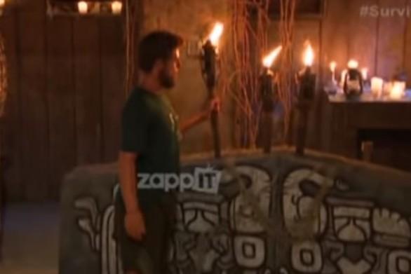Αποχώρησε ο Γιάννης Τσίλης από το Survivor (video)