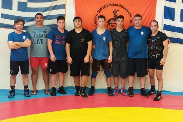 """Πάτρα: Αθλητές του συλλόγου """"Πολυνίκης"""" συμμετέχουν σε Διεθνές Τουρνουά στα Μετέωρα"""