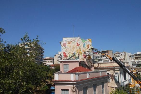 To Artwalk Patras ήρθε για να μείνει στην πόλη μας!