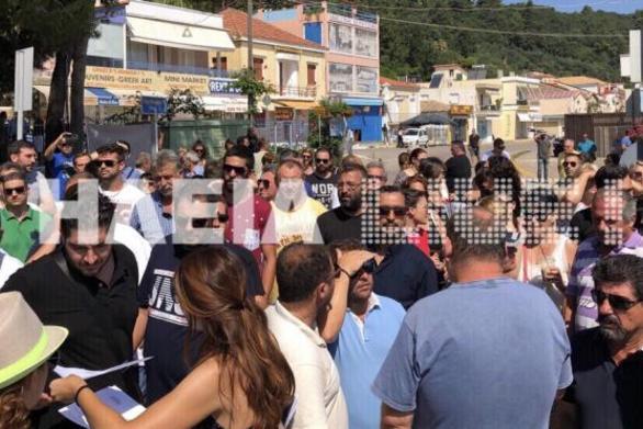 Κατάκολο: Ένταση στο λιμάνι για το τουριστικό