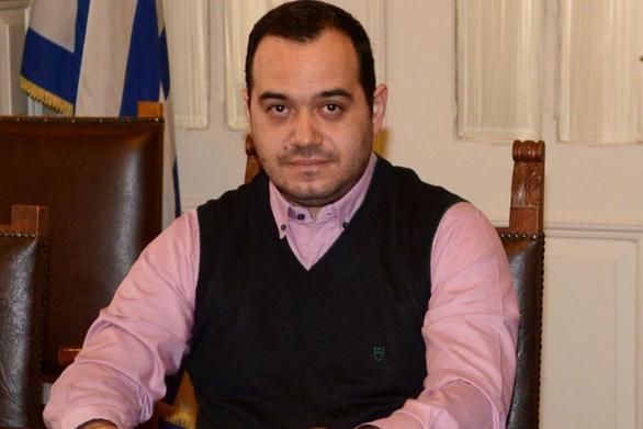 Πάτρα: Ο Βασίλης Θωμόπουλος προσωρινά εκπρόσωπος τύπου του δήμου