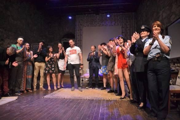 """Οι """"Υποκριτές"""" εκπροσωπούν την Πάτρα σε Πανελλήνιο Φεστιβάλ Θεάτρου!"""