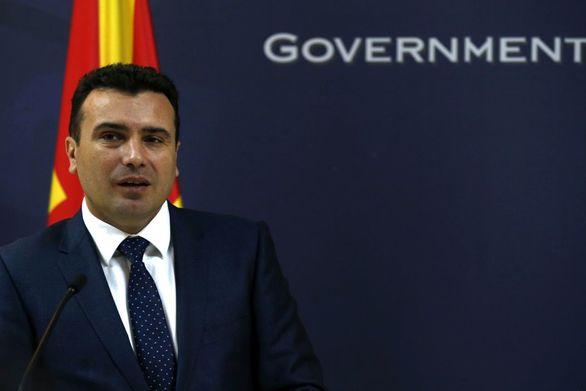 Ζόραν Ζάεφ: «Το αποτέλεσμα του δημοψηφίσματος θα είναι θετικό»
