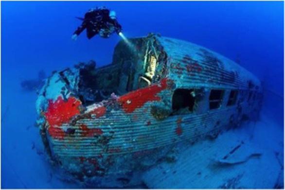 Βρέθηκε πολεμικό αεροπλάνο από τον Β' Παγκόσμιο Πόλεμο, σχεδόν άθικτο!