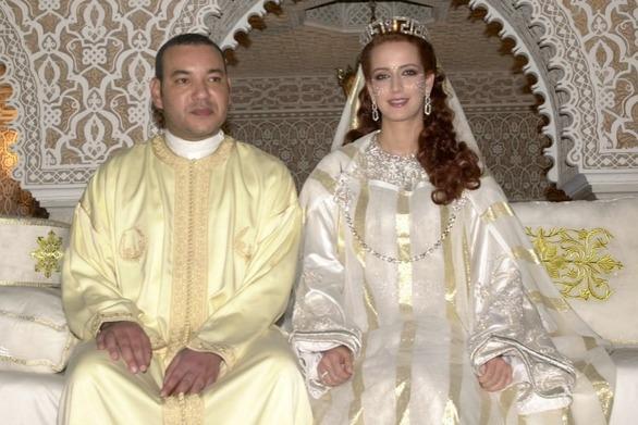 Στο κέντρο της Πάτρας η πρώην σύζυγος του βασιλιά του Μαρόκου
