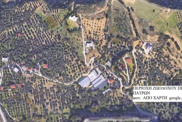 Ζωοδόχου Πηγής Ρωμανού - Ένας δρόμος έξω από την Πάτρα ξεχασμένος από όλους! (pics)