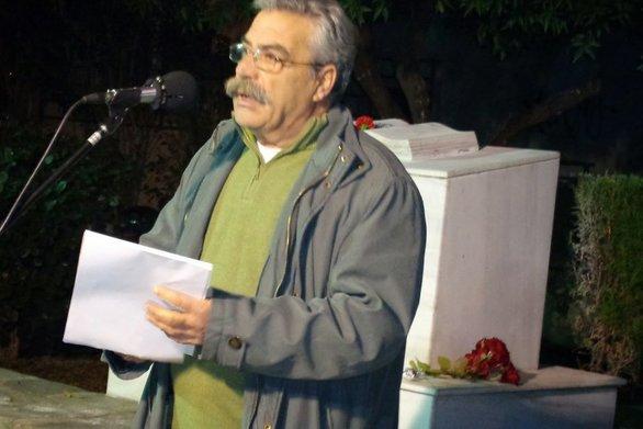 """Μιχάλης Βασιλάκης: """"Η πολιτική ευθύνη και  ο πολιτικός κανιβαλισμός"""""""