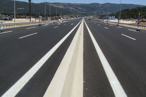 """Ιόνια Οδός - O πρώτος πλήρως """"ηλεκτροκινούμενος αυτοκινητόδρομος"""""""