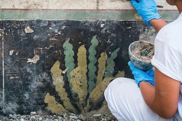 Αρχαιολόγοι στην Πομπηία ξέθαψαν το σπίτι ενός αρχαίου αριστοκράτη