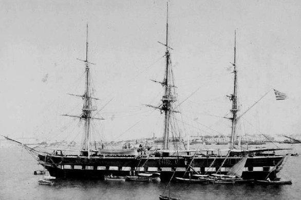 Σαν σήμερα 8 Αυγούστου τελούνται στον Πειραιά τα εγκαίνια της Σχολής Ναυτικών Δοκίμων