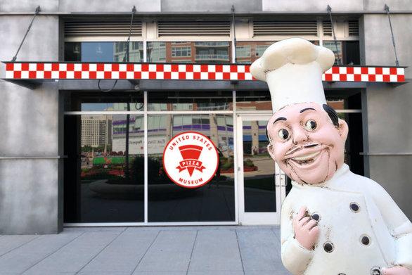 Ανοίγει μουσείο πίτσας στο Σικάγο (φωτο)