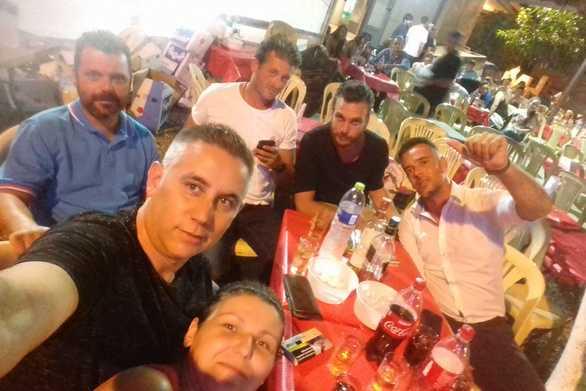 Χαμός με τον Γιώργο Βελισσάρη στην Βίδοβα της Δυτικής Αχαΐας