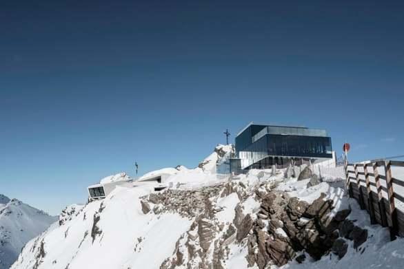 Μουσείο… Τζέιμς Μποντ στις Άλπεις (video)