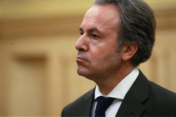 Τέλη Σεπτέμβρη φεύγει από τη Μόσχα ο Έλληνας πρέσβης