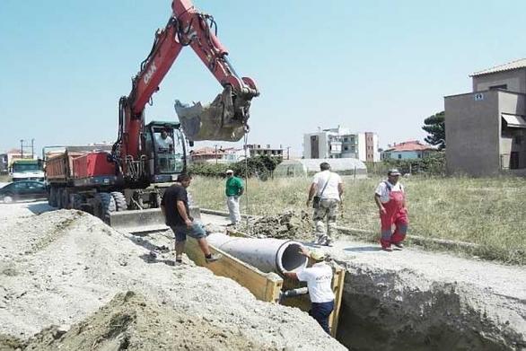Βγαίνει σε δημοπράτηση ένα μεγάλο έργο αποχέτευσης για την Πάτρα